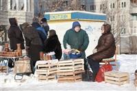 Уличная торговля на пересечении улиц Пузакова и Демидовская, Фото: 2