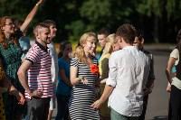 Буги-вуги опенэйр в парке. 18 июля 2015, Фото: 147
