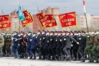 В Туле прошла первая репетиция парада Победы: фоторепортаж, Фото: 33