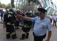 Авария в московском метро, Фото: 2