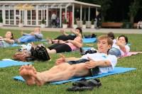 День йоги в парке 21 июня, Фото: 84