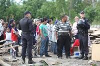 Демонтаж незаконных цыганских домов в Плеханово и Хрущево, Фото: 21