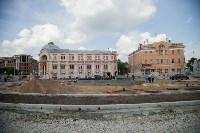 Работы на ул. Металлистов в Туле, Фото: 1