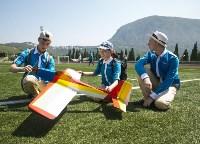 Чемпион мира по авиамодельному спорту из Алексина выступил в «Артеке», Фото: 8
