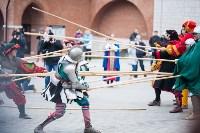 Средневековые маневры в Тульском кремле. 24 октября 2015, Фото: 78