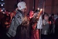 Пасхальная служба в Успенском кафедральном соборе. 11.04.2015, Фото: 15