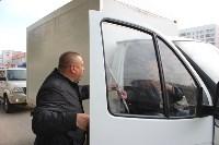 Сергей Шестаков поздравляет тулячек с наступающим днем города, Фото: 14