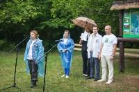 На экотропе «Малиновая засека» прошел Всероссийский субботник, Фото: 16