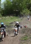 Юные мотоциклисты соревновались в мотокроссе в Новомосковске, Фото: 15