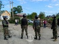 В Плеханово вновь сносят незаконные дома цыган, Фото: 6