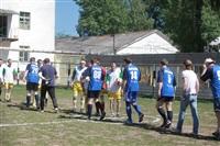 Тульские журналисты сыграли в футбол с зэками, Фото: 41