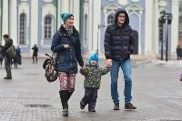 Масленица в Торговых рядах тульского кремля, Фото: 64