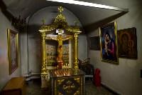 Вербное воскресенье 2020: тульские храмы опустели, Фото: 3