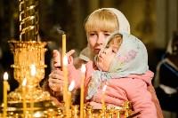 Рождественское богослужение в Успенском соборе Тулы, Фото: 77