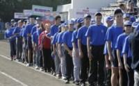 Соревнования по легкой атлетике в Кимовске, Фото: 5