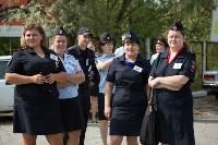 Конкурс водительского мастерства среди полицейских, Фото: 12