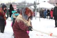 Как туляки провожали зиму на набережной Упы, Фото: 49