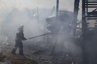 Пожар в Плеханово 9.06.2015, Фото: 36