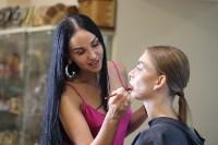 В Тульском кремле прошел показ новой коллекции московского модельера Ксении Кравцовой , Фото: 5