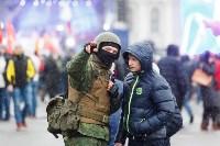 Митинг-концерт в честь годовщины присоединения Крыма к России, Фото: 44