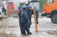 Взрыв баллона с газом на Алексинском шоссе. 26 декабря 2013, Фото: 9