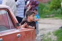 В Плеханово начали сносить дома в цыганском таборе, Фото: 149