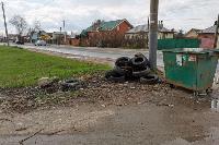 Незаконная торговля на Фрунзе и плохая уборка улиц Тулы, Фото: 4