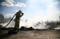Пожар в гаражном кооперативе №17, Фото: 50