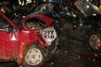 В ДТП на М-2 в Туле пострадали четыре человека, Фото: 4