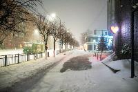 В Туле ночью бушевал буран, Фото: 83