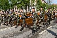 Бессмертный полк в Туле, Фото: 119