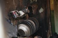 Сгоревший в Алексине дом, Фото: 6