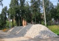 Щегловский монастырь продолжают благоустраивать, Фото: 2