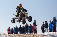 Соревнования по мотокроссу в посёлке Ревякино., Фото: 7