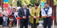 Открытие городского парка в Плавске, Фото: 4