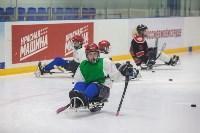 """Детская следж-хоккейная команда """"Тропик"""", Фото: 57"""