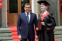 Губернатор вручил дипломы с отличием выпускникам магистратуры ТулГУ, Фото: 1