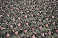 Репетиция Парада Победы в подмосковном Алабино, Фото: 119