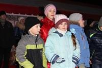 Ёлка на площади Ленина. 25 декабря 2013, Фото: 18