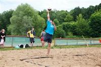 Пляжный волейбол в парке, Фото: 24