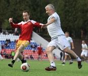Футбольный матч в День города, Фото: 103