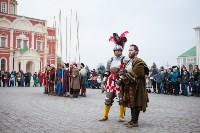 Средневековые маневры в Тульском кремле. 24 октября 2015, Фото: 99