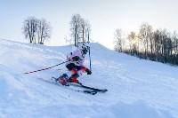 Первый этап чемпионата и первенства Тульской области по горнолыжному спорту, Фото: 35