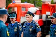 Учения МЧС в Тульском кремле, Фото: 45