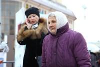Арт-объекты на площади Ленина, 5.01.2015, Фото: 17