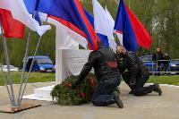 Тульские байкеры почтили память героев в Ясной Поляне, Фото: 26