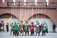 Средневековые маневры в Тульском кремле. 24 октября 2015, Фото: 59