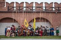 Средневековые маневры в Тульском кремле. 24 октября 2015, Фото: 189