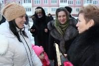 Владимир Груздев и Марина Левина вручили ключи от новых квартир детям-сиротам, Фото: 7