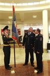 В Туле прошла церемония крепления к древку полотнища знамени регионального УМВД, Фото: 12